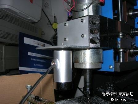 diy机械栏目 69 用usb摄像头给雕刻机定位