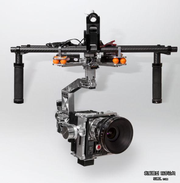 e-epic影视航拍一体机亮出-零度智控(zero tech)无人