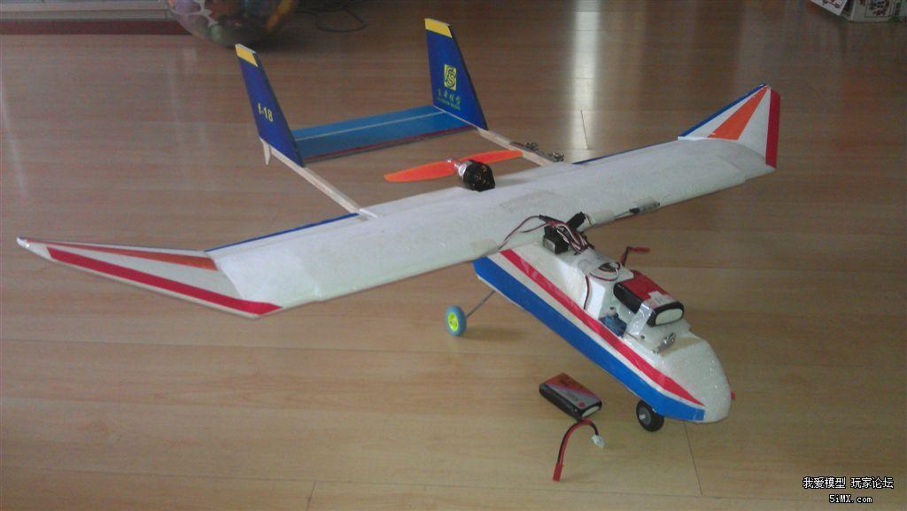 5imx社区 69 航空模型——遥控固定翼【技术专栏】 69 电动固定