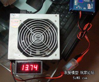 8v电源 1,拆开atx电源,找到到tl494集成电路的第一脚或ka7500b集成